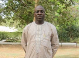 Dr Ousman Secka talks about his career progression at MRC Unit The Gambia