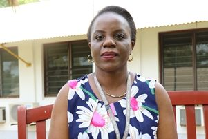 Dr Julia Mwesigwa determined to change policies on disease control and management in sub-Saharan Africa