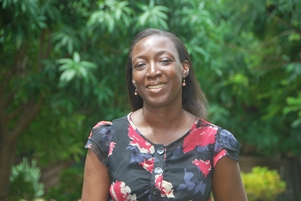 Dr Effua Usuf, Clinical Epidemiologist