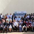 Vaccinology Master's Level Course in Africa held at the MRCG at LSHTM
