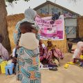 Eighty percent of West African countries are off-track to achieving the WHO measles elimination milestone